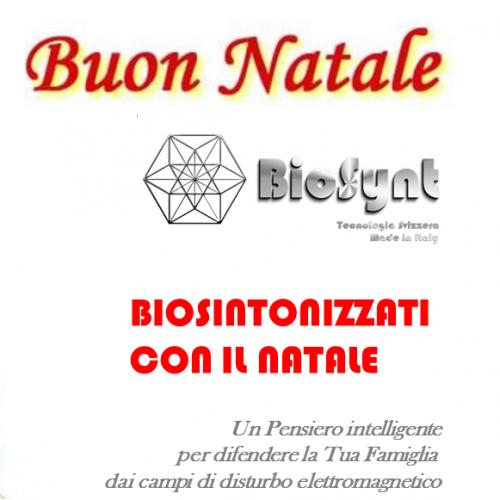 Buon Natale con BioSynt!!